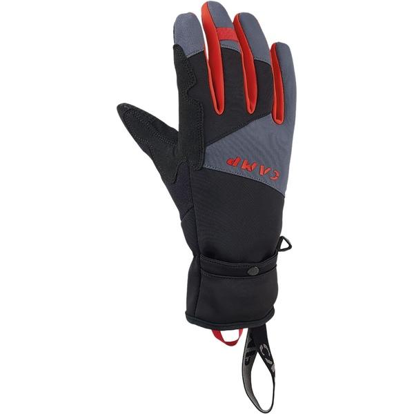 キャンプユーエスエー メンズ 手袋 アクセサリー G Comp Wind Glove Black/Orange
