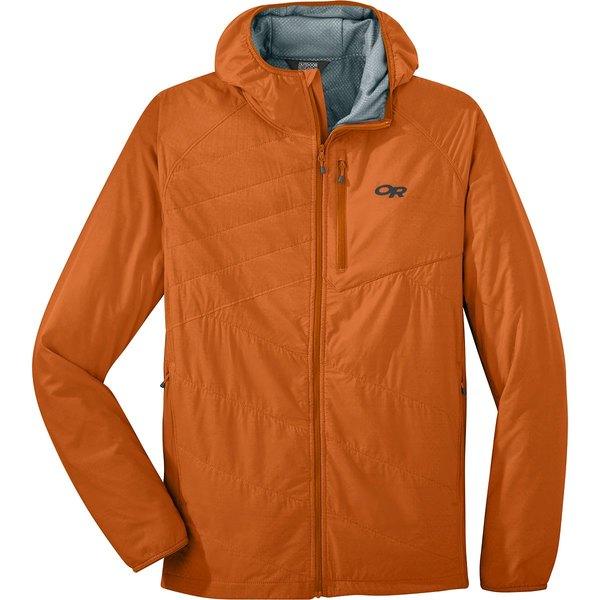 アウトドアリサーチ メンズ ジャケット&ブルゾン アウター Refuge Air Hooded Jacket - Men's Copper
