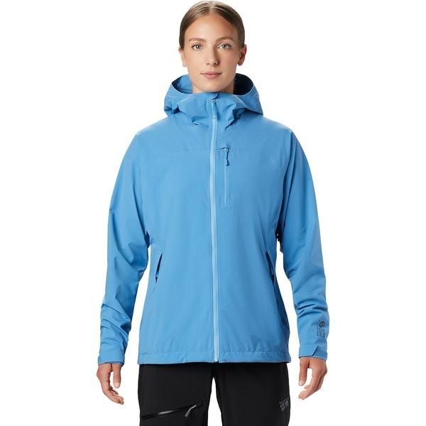 マウンテンハードウェア レディース ジャケット&ブルゾン アウター Stretch Ozonic Jacket - Women's Deep Lake