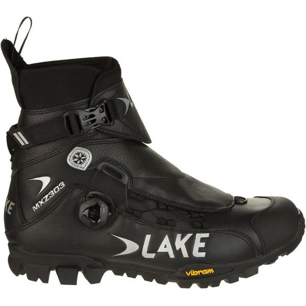 レイク メンズ サイクリング スポーツ MXZ 303 Winter Boot - Men's Black