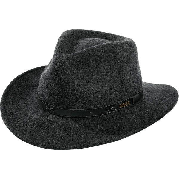 ペンドルトン メンズ 帽子 アクセサリー Indiana Hat - Men's Charcoal