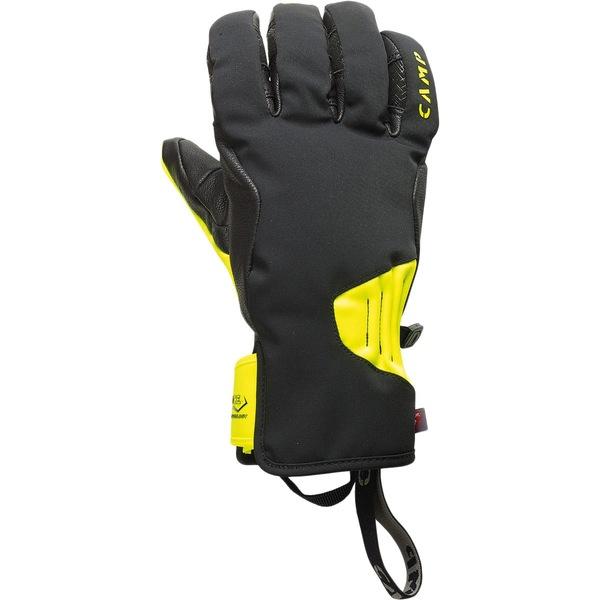 キャンプユーエスエー メンズ 手袋 アクセサリー GeKO Ice Glove Black/Yellow
