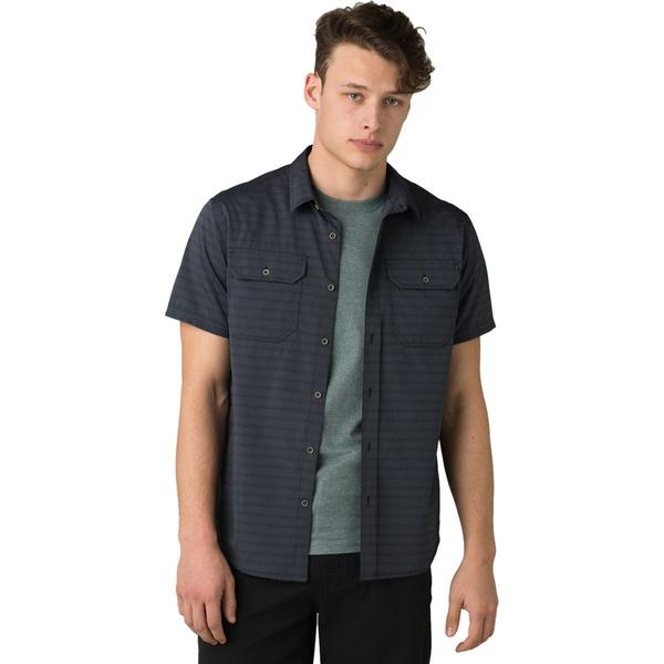 プラーナ メンズ シャツ トップス Cayman Tall Shirt - Men's Charcoal