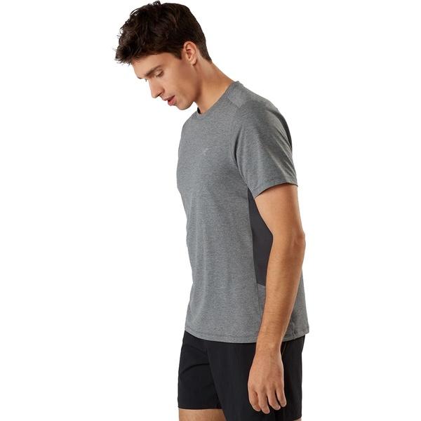 アークテリクス メンズ シャツ トップス Cormac Comp Shirt - Men's Cinder