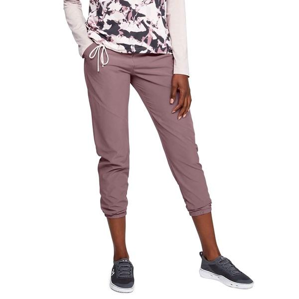 アンダーアーマー レディース カジュアルパンツ ボトムス Fusion Pant - Women's Hushed Pink/Black