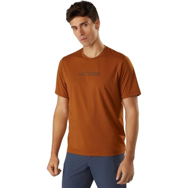 アークテリクス メンズ シャツ トップス Remige Word Shirt - Men's Agra