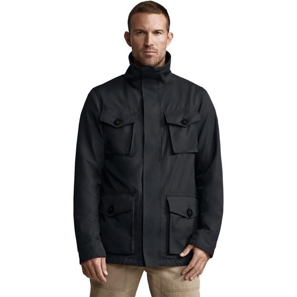 カナダグース メンズ ジャケット&ブルゾン アウター Stanhope Jacket - Men's Black