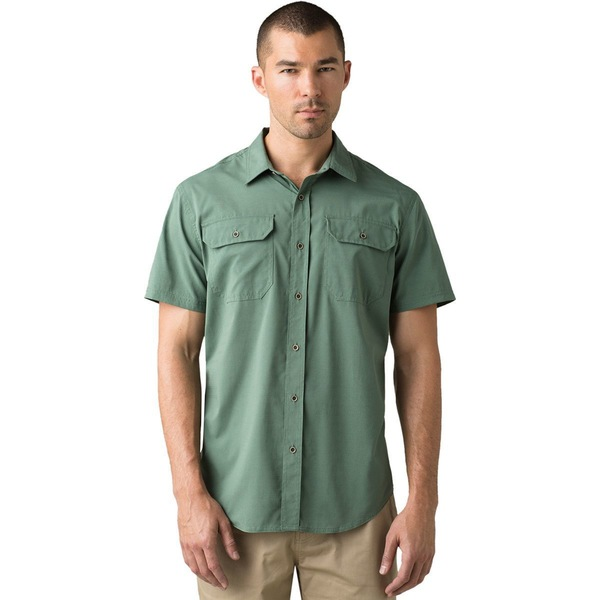 プラーナ メンズ シャツ トップス Cayman Shirt - Men's Canopy