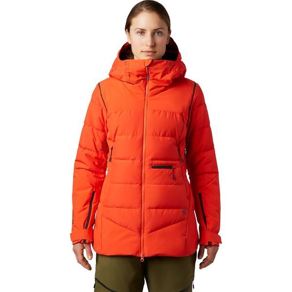 マウンテンハードウェア レディース ジャケット&ブルゾン アウター Direct North GTX Windstopper Down Jacket - Women's Sweet Chili
