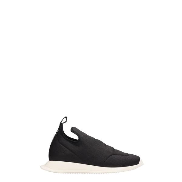 ダークシャドウ メンズ スニーカー シューズ DRKSHDW Black Fabric New Runner Sneakers black