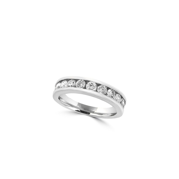 エフィー レディース リング アクセサリー Pave Classica 14K White Gold & 0.98 TCW Diamond Ring White Gold