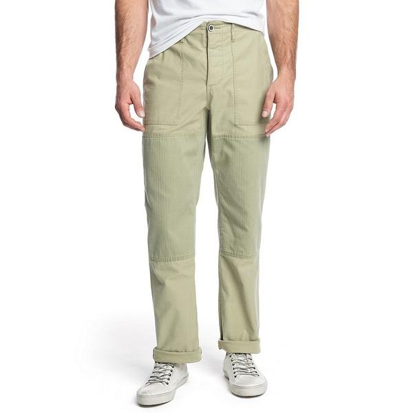 フライ メンズ カジュアルパンツ ボトムス Mixed Media Cargo Pants Military Sage