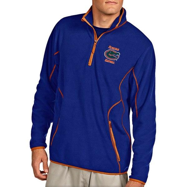 アンティグア メンズ ニット&セーター アウター NCAA Ice Quarter-Zip Pullover Florida Gators Blue