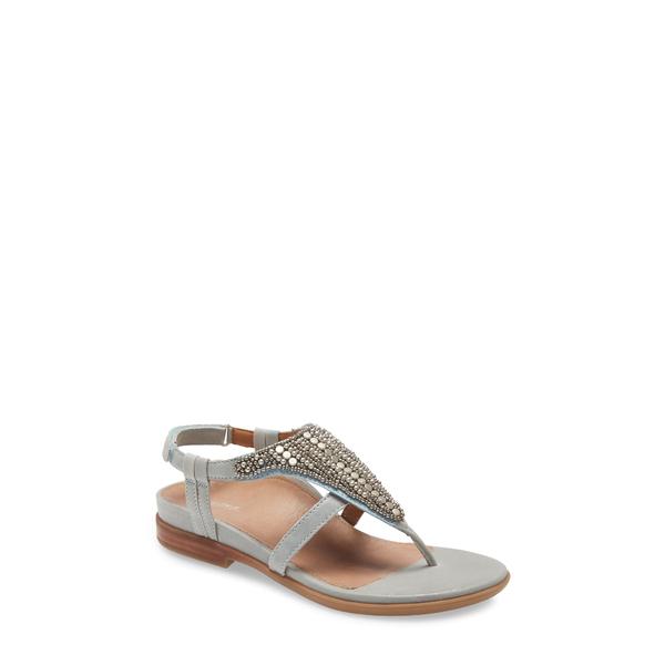 エイトレックス レディース サンダル シューズ Sheila Embellished Sandal Cornflower Leather