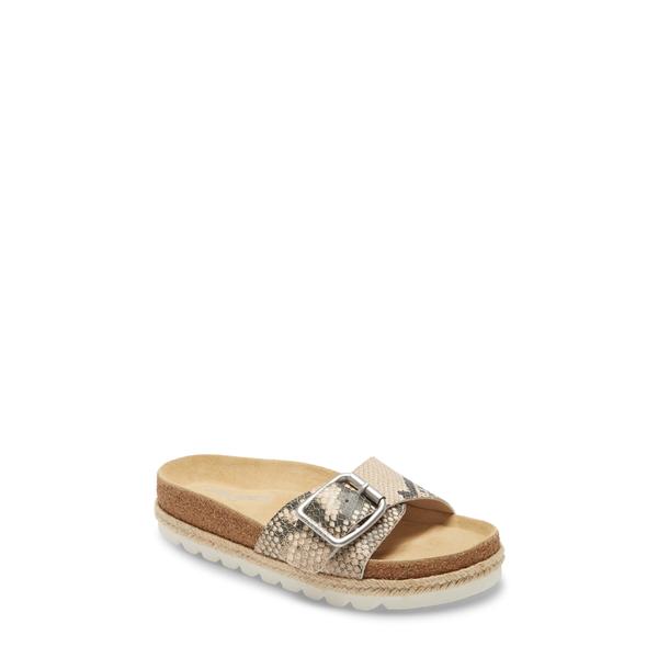ジェースライズ レディース サンダル シューズ Lust Sandal Natural Multicolor Leather