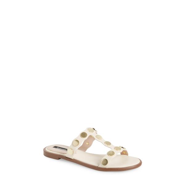 ケンジー レディース サンダル シューズ Macon Sandal Off White Faux Leather