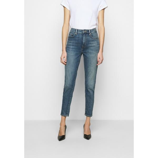 Fit indigo Jeans PANT ラルフローレン sunset デニムパンツ レディース was - ボトムス - Skinny