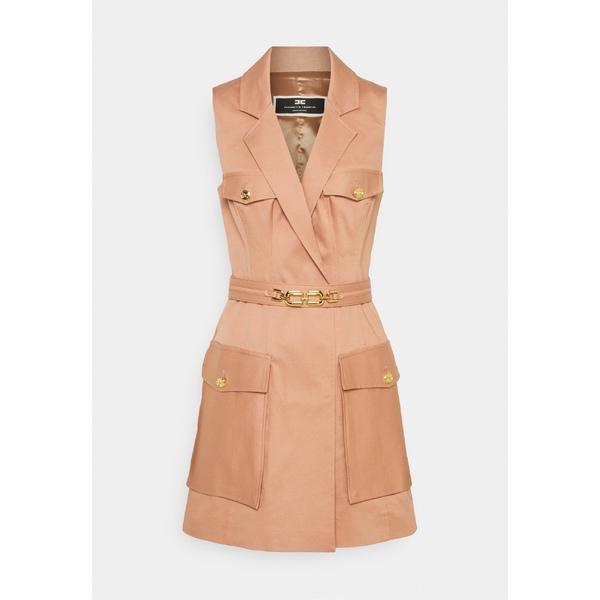 適切な価格 エリザベスフランキ Shift レディース gold ワンピース トップス Shift dress - rose rose gold, 上宝村:8bf30be0 --- inglin-transporte.ch