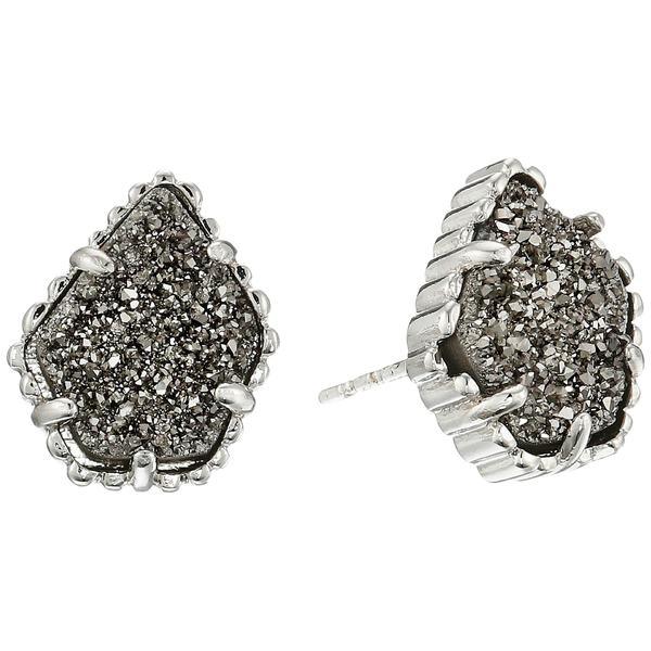 ケンドラスコット 直輸入品激安 レディース アクセサリー ピアス 価格 イヤリング Rhodium Platinum Drusy Tessa 全商品無料サイズ交換 Earring