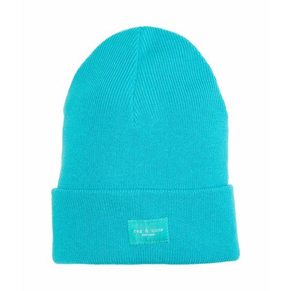 ラグアンドボーン レディース アクセサリー 帽子 全商品無料サイズ交換 Addison (訳ありセール 格安) Beanie まとめ買い特価 Teal