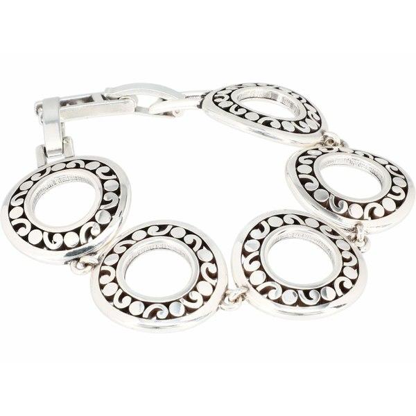 ブライトン レディース アクセサリー ブレスレット バングル アンクレット 格安 価格でご提供いたします Silver Contempo 全商品無料サイズ交換 Ring Open Bracelet 新作