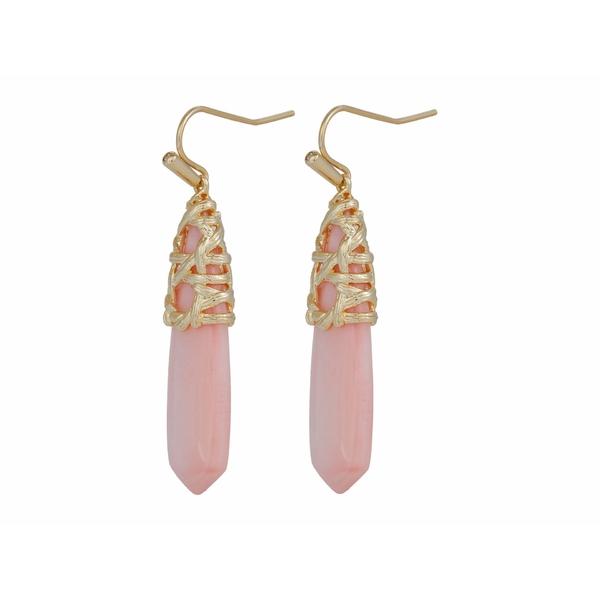 ケンドラスコット レディース 贈り物 アクセサリー 正規認証品 新規格 ピアス イヤリング Gold Mother-of-Pearl Drop Rose 全商品無料サイズ交換 Natalie Earrings