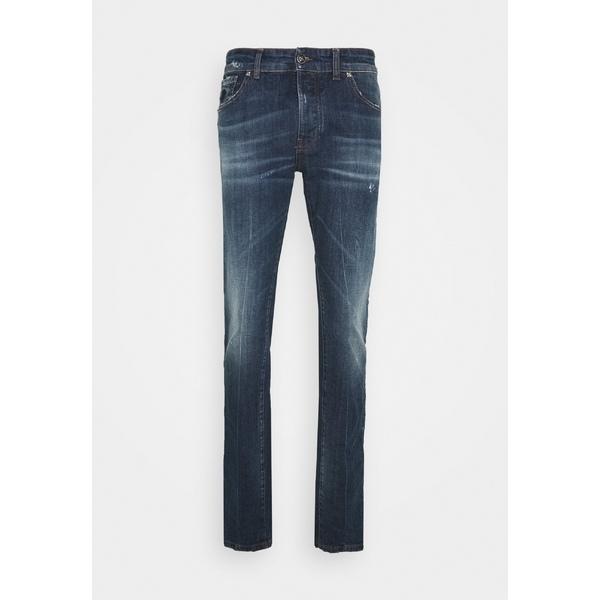 <title>ジョン リッチモンド メンズ ボトムス デニムパンツ 新色追加 blue med 全商品無料サイズ交換 RUCKER - Slim fit jeans gyje002b</title>