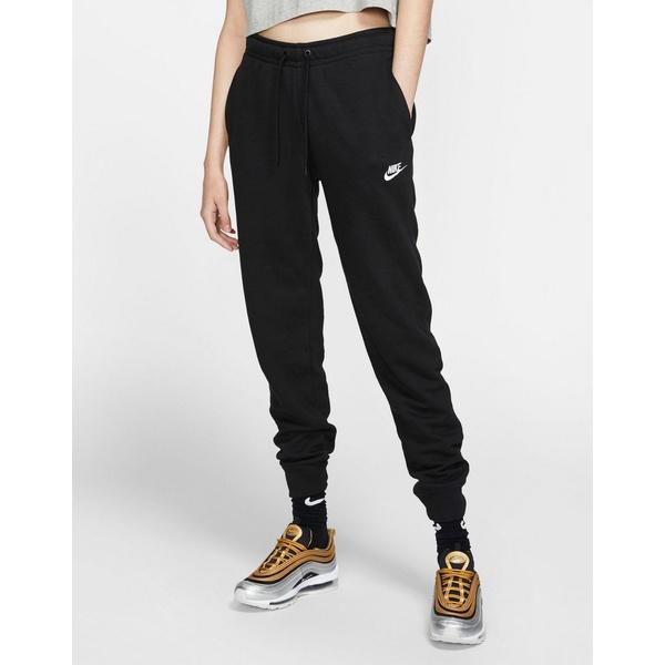 ナイキ レディース カジュアルパンツ ボトムス Nike Essentials Black Regular Sweatpants Black