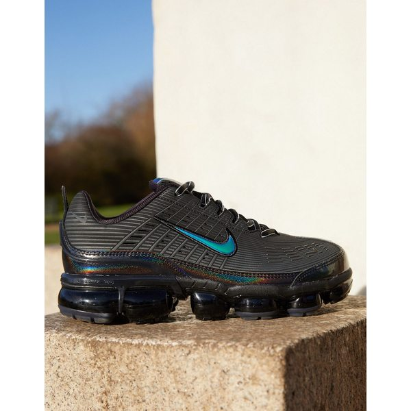 ナイキ メンズ スニーカー シューズ Nike Air Vapormax 360 sneakers in triple black Triple black