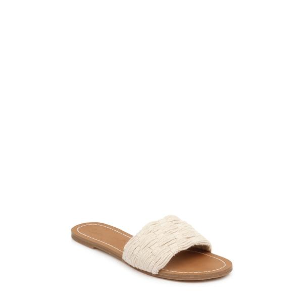 スプレンディット レディース サンダル シューズ Marilyn Slide Sandal Natural Fabric