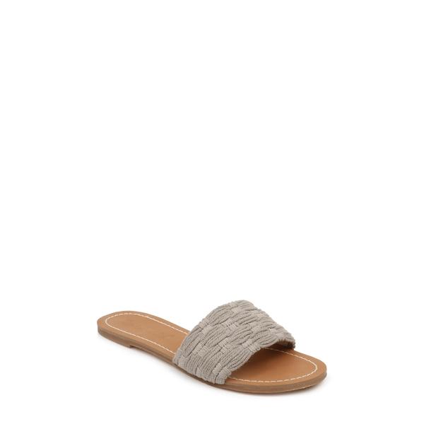 スプレンディット レディース サンダル シューズ Marilyn Slide Sandal Dove Fabric