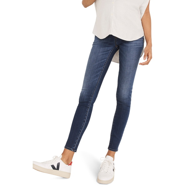 メイドウェル レディース デニムパンツ ボトムス Maternity Skinny Jeans Danny
