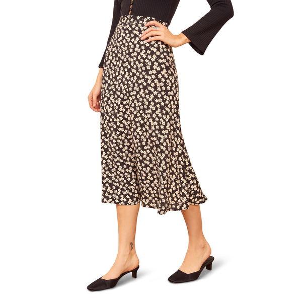 リフォメーション レディース スカート ボトムス Bea Midi Skirt Tootsie