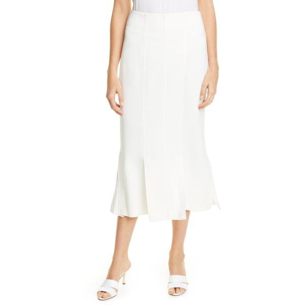 レイス レディース スカート ボトムス Flossie Panel Flare Skirt White