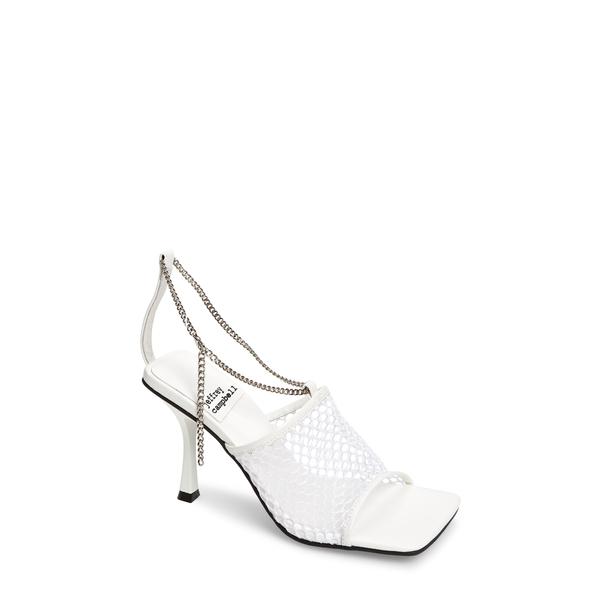 ジェフリー キャンベル レディース サンダル シューズ Ameline Sandal White Fabric