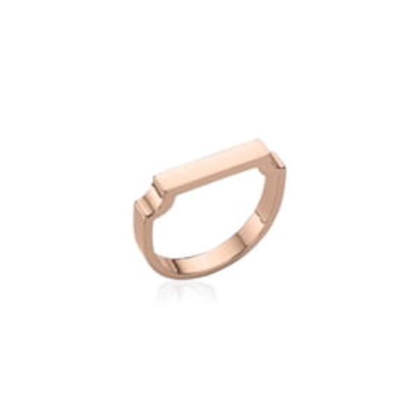 モニカヴィナダー レディース リング アクセサリー Signature Ring Rose Gold