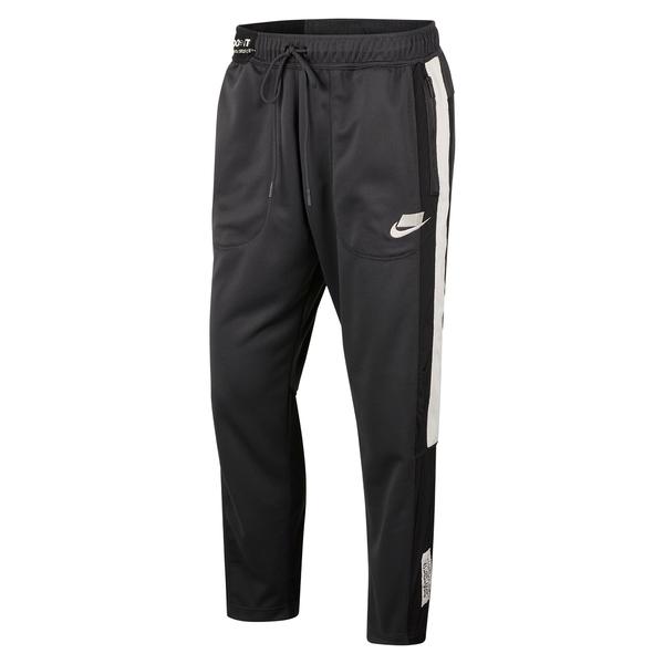 ナイキ メンズ カジュアルパンツ ボトムス SNW Sportswear Track Pants Black/ Anthracite/ Sail