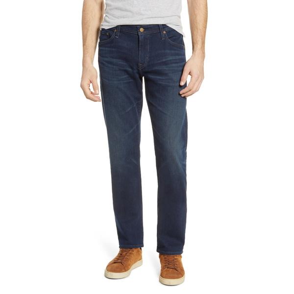 エージー メンズ デニムパンツ ボトムス Graduate Slim Straight Leg Jeans 4 Years Entrench