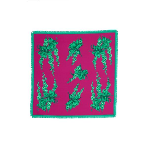 エトロ レディース マフラー・ストール・スカーフ アクセサリー Bombay Floral Silk Scarf Pink