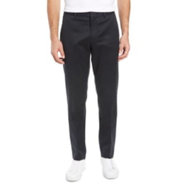 ボノボス メンズ カジュアルパンツ ボトムス Weekday Warrior Athletic Stretch Dress Pants Tuesday Black