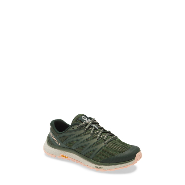 メレル レディース スニーカー シューズ Bare Access XTR Trail Running Shoe Forest Fabric