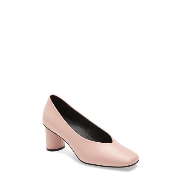 ジェフリー キャンベル レディース パンプス シューズ Simply Pump Light Pink Leather