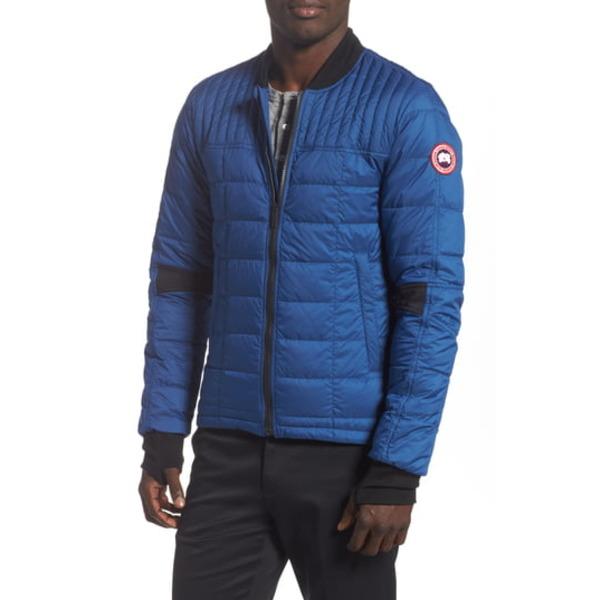 カナダグース メンズ ジャケット&ブルゾン アウター Dunham Slim Fit Packable Down Jacket Northern Night