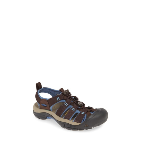キーン レディース サンダル シューズ Newport H2 Water Friendly Sandal Mulch/ Quiet Harbor