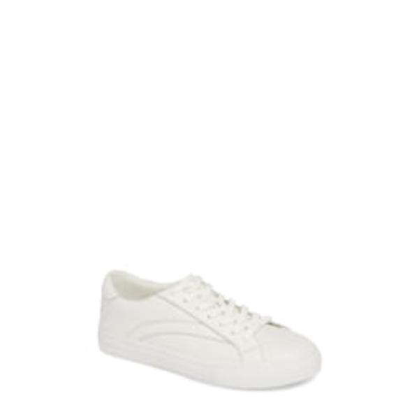 メイドウェル レディース スニーカー シューズ Sidewalk Low Top Sneaker Pale Parchment Leather