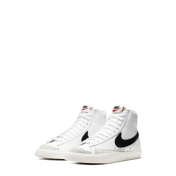 ナイキ レディース スニーカー シューズ Blazer Mid '77 High Top Sneaker White/ Black/ Sail