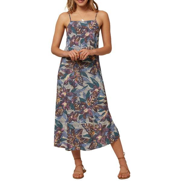 オニール レディース ワンピース トップス Lexie Woven Sundress Multi Colored