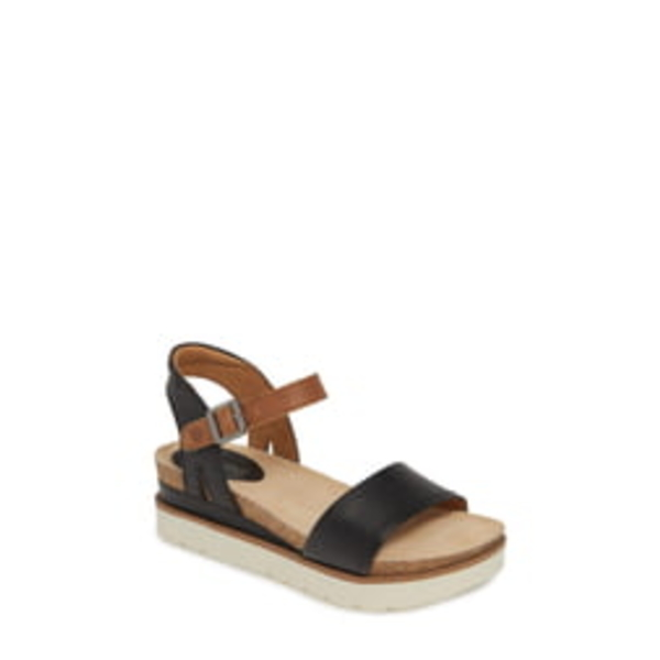 ジョセフセイベル レディース サンダル シューズ Clea 01 Sandal Black Leather