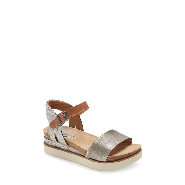 ジョセフセイベル レディース サンダル シューズ Clea 01 Sandal Platin Leather