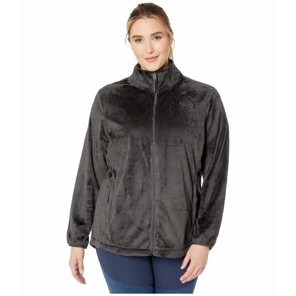 ノースフェイス レディース コート アウター Plus Size Osito Jacket Asphalt Grey